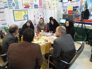 برگزاری نشست مدیران آموزشوپرورش مناطق ۴ و ۱ تهران